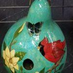 Garden Gourds by Cathy
